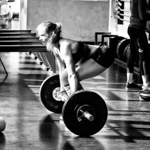 Nothing builds & shapes a great behind like the deadlift.